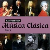 Maestros de la Música Clásica, Vol. V by Various Artists