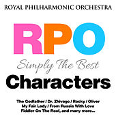 Royal Philharmonic Orchestra: Simply the Best: Characters by Royal Philharmonic Orchestra