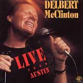 Live From Austin by Delbert McClinton