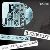 Zero 4 & 29 by Kennedy