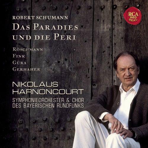 Schumann: Das Paradies und die Peri by Nikolaus Harnoncourt
