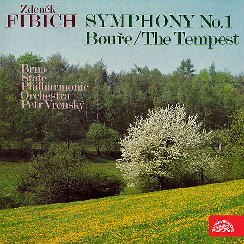 Fibich: Symphony No. 1 in F Major, Op. 17, The Tempest by Brno Philharmonic Orchestra