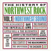 The History of Northwest Rock Vol. 1 by Various Artists