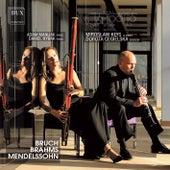 Bruch, Brahms & Mendelssohn: Trios by Clarigotto Duo