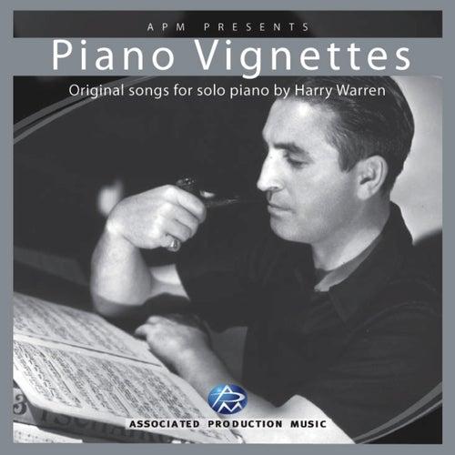 Piano Vignettes by Harry Warren