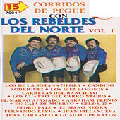15 Corridos De Pegue Vol. 1 by Los Rebeldes Del Norte
