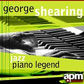 George Shearing: Jazz Piano Legend by George Shearing