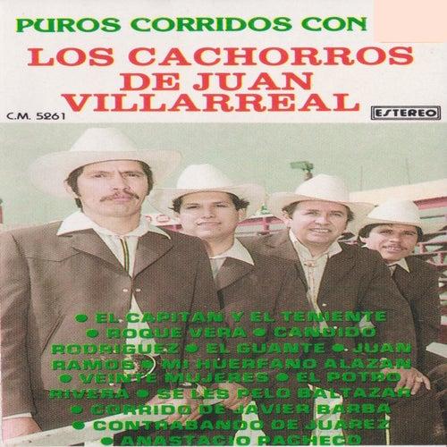 Puros Corridos Con Los Cachorros De Juan Villarreal by Los Cachorros de Juan Villarreal