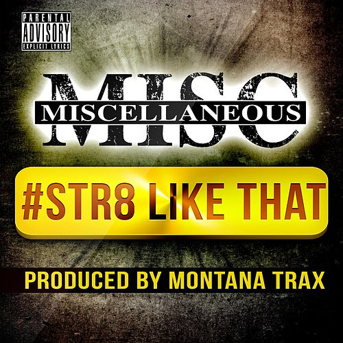 Str8 Like That by Miscellaneous
