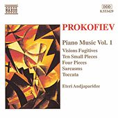 Piano Music Vol. 1 by Sergey Prokofiev