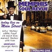 Memphis Soul Revue, Vol. 1: Today Live on Main Street by Memphis Soul Revue
