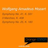 Orange Edition - Mozart: Symphony No. 41, K. 551 & Symphony No. 25, K. 183 by Various Artists