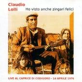 Ho visto anche zingari felici: Live al Caprice di Codigoro, 14 Aprile 1976 by Claudio Lolli