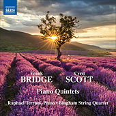 Bridge & Scott: Piano Quintets by Raphael Terroni