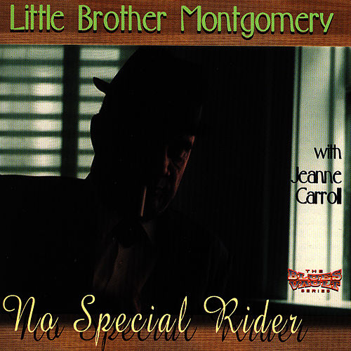 No Special Rider by Little Brother Montgomery