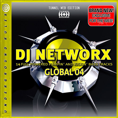 Tunnel DJ Networx Global 4 by Various Artists