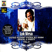 Lok Virsa Vol.2 - Ustad Nusrat Fateh Ali Khan by Nusrat Fateh Ali Khan