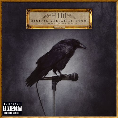 Digital Versatile Doom Live at The Orpheum Theater XXXVII A.S. by HIM