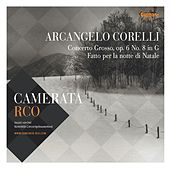 Arcangelo Corelli: Concerto Grosso, Op. 6 No. 8 in G by Camerata RCO