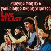 Live at Last by Praying Mantis