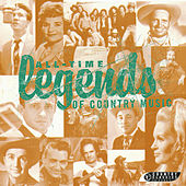 All-Time Legends Of Country Music by Various Artists