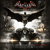 Batman: Arkham Knight - Original Video Game Score - Volume 2 by Various Artists