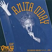 At Vine Street Live by Anita O'Day