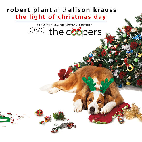 The Light Of Christmas Day by Robert Plant