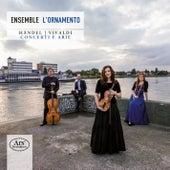 Handel & Vivaldi: Concerti e arie by Various Artists
