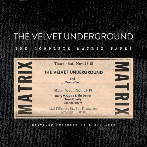 The Complete Matrix Tapes von The Velvet Underground