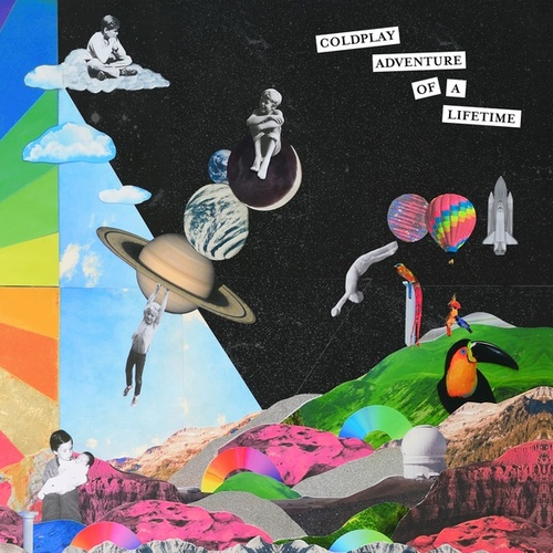 Adventure Of A Lifetime de Coldplay