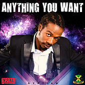 Anything You Want - Single by Gyptian