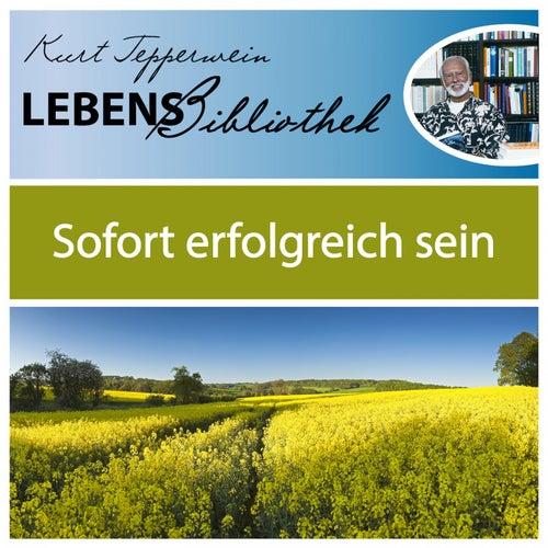 Lebens Bibliothek - Sofort erfolgreich sein by Kurt Tepperwein