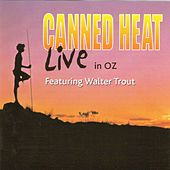 Live in Oz by Canned Heat