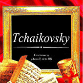 Tchaikovsky, Cascanueces (Acto II, Acto III) by Utah Symphony Orchestra