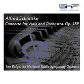 Alfred Schnittke: Concerto for Viola and Orchestra, Op. 189 by Nikos Athineos The Bulgarian National Radio Symphony Orchestra