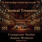 Classical Treasures Composer Series: Anton Webern Edition, Vol. 1 (EP) by Gidon Kremer