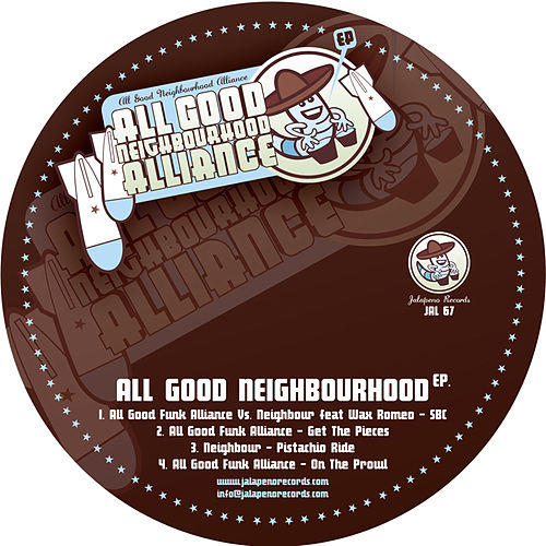 All Good Neighbourhood EP by Various Artists