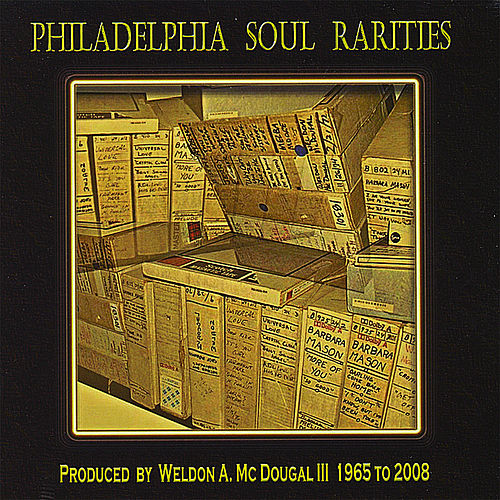 Philadelphia Soul Rarities by Various Artists