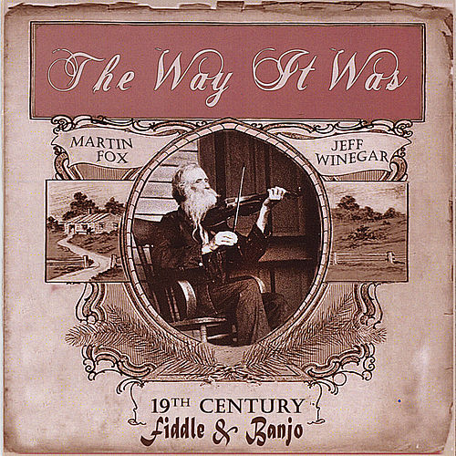 The Way It Was by Martin Fox