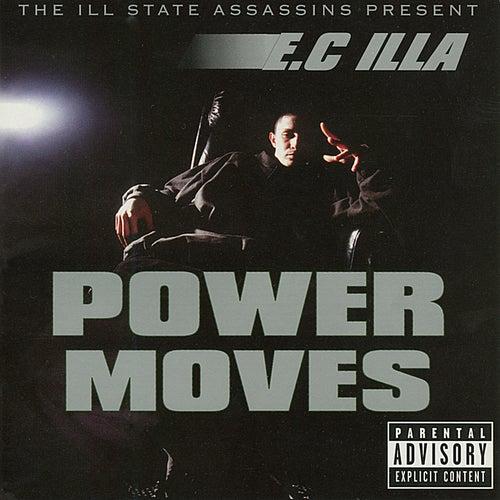 Power Moves by E.C. Illa