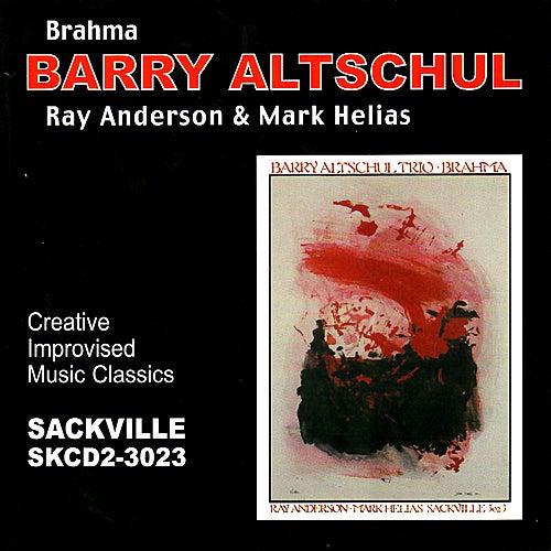 Brahma by Barry Altschul