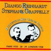 Quintet Du Hot Club De France (Paris-Londres 1935-1938) by Stephane Grappelli