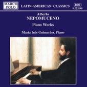 Piano Works by Alberto Nepomuceno