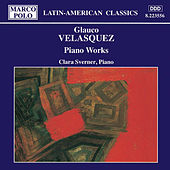 Piano Works by Glauco Velasquez
