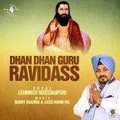 Dhan Dhan Guru Ravidass by Lehmber Hussainpuri