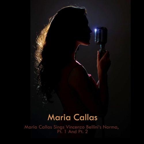 Maria Callas Sings Vincenzo Bellini's Norma, Pt. 1 and Pt. 2 von Maria Callas