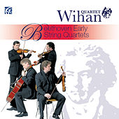 Beethoven: Early String Quartets by Wihan Quartet