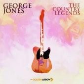 George Jones - The Country Legends by George Jones