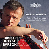 Hungarian Cello Concertos by Raphael Wallfisch